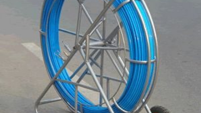 There are many types of small frp duct rodder